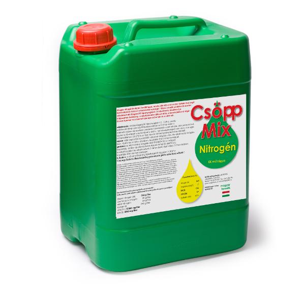 Csöpp-Mix nitrogén tápoldat